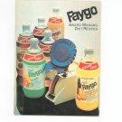 Faygo Award Winning Diet Recipes Cookbook Vintage