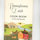 Pennsylvania Dutch Cookbook Fine Old Recipes Vintage Culinary Arts Press