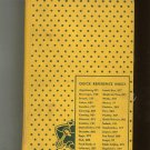 Culinary Arts Institute Encyclopedic Cookbook Vintage Ruth Berolzheimer 1950