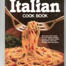 The Better Homes And Gardens Italian Cookbook First Edition Hard Cover 0696000458