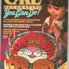 Wilton Yearbook 1982 Cake Decorating You Can Do