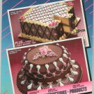 Wilton Yearbook 1985 Cake Decorating Ideas Instructions Products