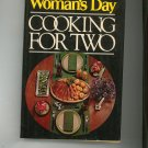 Woman's Day Cooking For Two Cookbook First Edition 0394498437