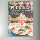 Puddings Custards And Flans Cookbook By Linda Zimmerman First Edition 0517574438