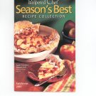The Pampered Chef Season's Best Recipe Collection Fall Winter 2001