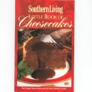 Southern Living Little Book Of Cheesecakes Cookbook 0848729447