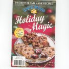 Holiday Magic Eagle Brand Cookbook Favorite Brand Name Recipes 2002