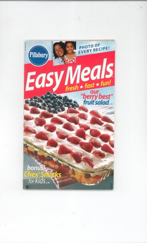 Pillsbury Easy Meals Cookbook July 2005 #293
