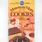 Pillsbury Mmmm More Cookies Cookbook Classic #80 1987