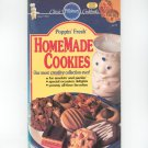 Pillsbury Poppin Fresh Homemade Cookies Cookbook Classic #104  1989