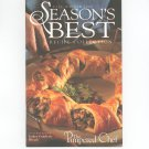 The Pampered Chef Season's Best Recipe Collection Fall Winter 2000