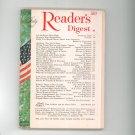 Reader's Digest July 1967 Vintage Back Issue