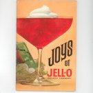 Joys Of Jell O Gelatin Dessert Cookbook 6th Edition Jell-O JellO