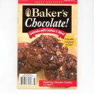 Baker's Chocolate Celebrate With Cookies & More Cookbook Best Recipes 2001