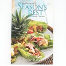 The Pampered Chef Season's Best Recipe Collection Spring Summer 2007