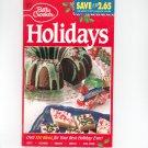Betty Crocker Holidays Cookbook #87  1993