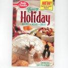 Betty Crocker Easy Holiday Cookbook #134  1997