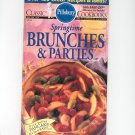 Pillsbury Springtime Brunches & Parties Cookbook Classics #159  1994