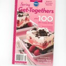 Pillsbury Spring Get Togethers Cookbook Classics #313  2007