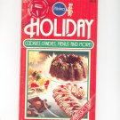 Pillsbury Holiday  Cookbook Classics #58  1985