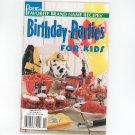 Birthday Parties For Kids Cookbook Favorite Brand Names Number 11 2002