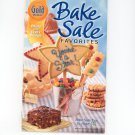 Gold Medal Bake Sale Favorites Cookbook Number 37 2002