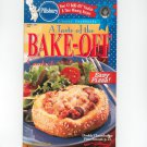 Pillsbury A Taste Of The Bake Off Contest Cookbook Classic #241 2001