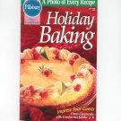 Pillsbury Holiday Baking Cookbook Classic #189 1996