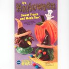 Pillsbury Come & Eat It's Halloween Cookbook Fall 2002 Vol.4 No.4