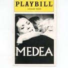 Medea Playbill Longacre Theatre May 1994