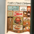 Cook's & Diners Dictionary A Lexicon Of Food Wine & Culinary Terms
