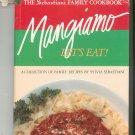 The Sebastiani Family Cookbook Mangiamo Lets Eat  Signed Copy 081840244x
