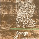 Songs Of The Irish By Donal O'Sullivan Hard Cover Vintage 1960 Bonanza Books First Edition