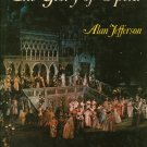 The Glory Of Opera By Alan Jefferson Hard Cover 0399117717