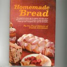 Homemade Bread Cookbook by Editors Farm Journal Vintage 1969