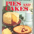 Better Homes And Gardens Pies And Cakes Cookbook Vintage 1967