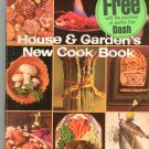 House & Garden's New Cookbook Vintage 1967