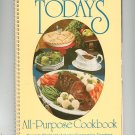 Todays All Purpose Cookbook Home Economics Teachers 0871971364