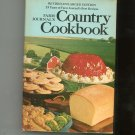 Farm Journal's Country Cookbook Vintage 1972 Hard Cover With Dust Jacket