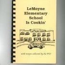 LeMoyne Elementary School Is Cookin Cookbook Regional Syracuse New York
