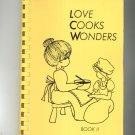 Love Cooks Wonders Book II Cookbook Regional Lutheran Church New York
