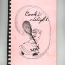 Cook's Delight Cookbook Regional Syracuse Eta Chapter Beta Sigma Phi New York Vintage
