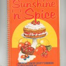 Sunshine N Spice Cookbook By Florida American Cancer Society