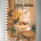 A Book Of Favorite Recipes Cookbook Regional Jack Gronau Dance Studios New York