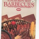 Kingsford's Best Barbecues Cookbook 0914091743