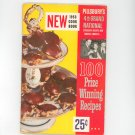 Vintage Pillsbury's 4th Grand National Cookbook First Edition  1953