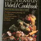The Sheraton World Cookbook 0672527618