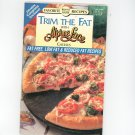 Trim The Fat With Alpine Lace Cheese Cookbook 1995 Number 82 With Coupons