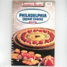 Philadelphia Cream Cheese Cookbook 0881764809