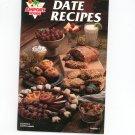 Date Recipes Cookbook Amport Foods Volume One